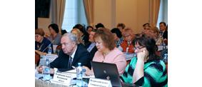 Президент Нотариальной Палаты Самарской области приняла участие в работе внеочередного Собрания представителей нотариальных палат субъектов Российской Федерации
