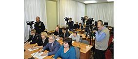 Президент Нотариальной Палаты Самарской области приняла участие в заседании Редакционного совета Общественной палаты Самарской области