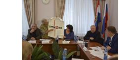 Оргкомитет по подготовке торжественных мероприятий к 55-летию легендарного Городского молодежного клуба начал свою работу