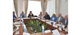 Президент Нотариальной Палаты Самарской области Г.Ю. Николаева приняла участие в заседании Совета Общественной палаты Самарской области