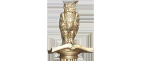 Символ Самарского нотариата «Сова» как объект культурного наследия