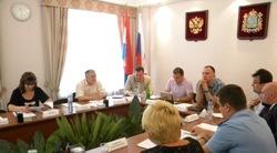Президент НПСо  Николаева Г.Ю. приняла участие в заседании комиссии по законности, правам человека, взаимодействию с судебными и силовыми органами по вопросу «Обсуждение перечня функций органов исполнительной власти Самарской области»